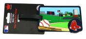 Boston Red Sox - MLB Soft Luggage Bag Tag