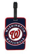Washington Nationals - MLB Soft Luggage Bag Tag