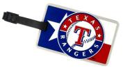 Texas Rangers - MLB Soft Luggage Bag Tag