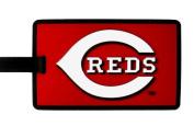 Cincinnati Reds - MLB Soft Luggage Bag Tag