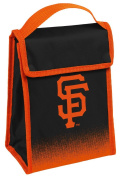 MLB San Francisco Giants Hook and loop Lunch Bag, Team Colours, One Size