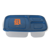 MLB Detroit Tigers Lunch Container with Lid