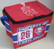 Philadelphia Phillies Chase Utley Insulated Lunch Bag Cooler