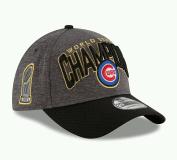 Chicago Cubs 2016 World Series Champions Locker Room Flex Hat Cap