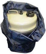 Olpro Aqua Roll Water Container Bag - Blue