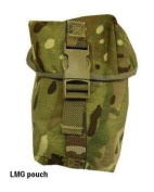 Genuine British Military MTP MultiCam UGL (8 round) / LMG Osprey Pouches