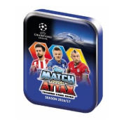 Topps Match Attax UCL 2016/2017 Champions League 16/17 Trading Cards Mini Tin With Limited Edition
