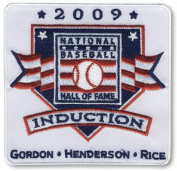 2009 National Baseball Hall Of Fame Induction Patch