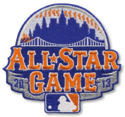2013 MLB All-star Game Jersey Patch New York Mets