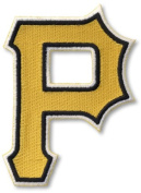 Emblem Source Pittsburgh Pirates P Hat Logo Patch