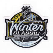 NHL 2011 Winter Classic Patch