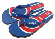 Chicago Cubs Unisex Flips Flops (X-small