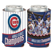Chicago Cubs World Series Champions Can Cooler