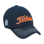 Titleist MLB Detroit Tigers Fitted Stretch Golf Hat M/L