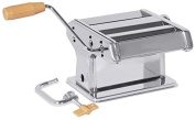 Pasta Maker, 18/0 Stainless Steel, For Making Your Own Pasta Geäuse/Dimensions
