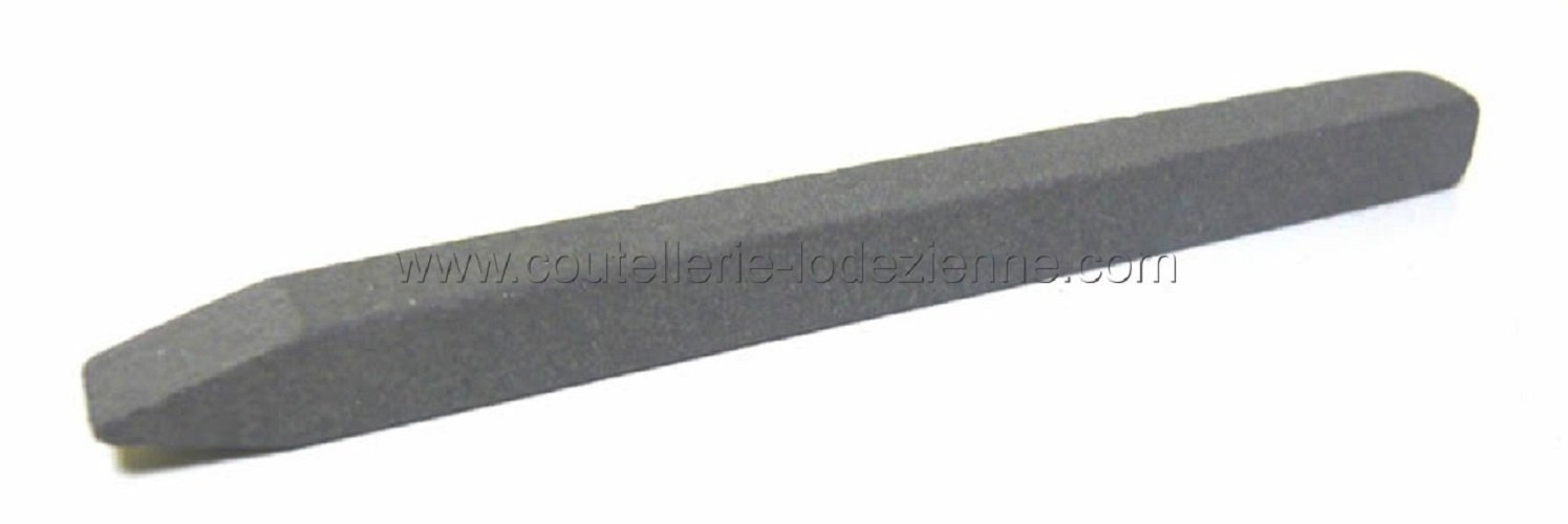 onglec. Pyrenean Natural Stone Square Shaped Nail File with Case ...