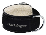 Harbinger Padded 7.6cm Ankle Cuffs with Double Ring Attachment