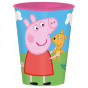 Peppa Pig - Peppa Pig - plastic cup