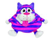 20cm - Tummy Stuffers Striped Cat Plush Toy (mini) Wild Ones!