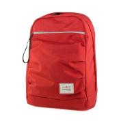 YUMC School Travel Organiser Shoulder 40cm Ranipak's Backpack Bag, Island Lava/Red, One Size