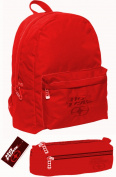 No Fear - Set Backpack and pencil case 347-18033