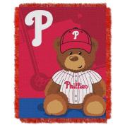 Philadelphia Phillies Baby Blanket Bedding Throw 36 x 46