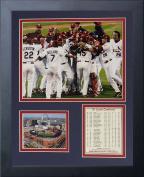 Legends Never Die 2006 St. Louis Cardinals Field Celebration Framed Photo Collage, 28cm x 36cm