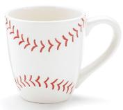 Baseball 380ml Ceramic Coffee Mug Great Gift for Sports Fans