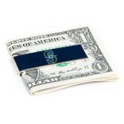 Major League Baseball Logo Cufflinks and Money Clip Gift Set