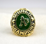 for YIYICOOL fans' collection 1974 Auckland championship rings size 11