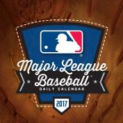 Baseball All Team Sports 2017 Boxed Desk Calendar