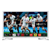 for for for for for for for for for Samsung Series 4 UE32J4510 80cm Widescreen HD Ready LED Smart Television with Built-In Wi-Fi and Freeview HD - White