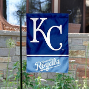 Kansas City Royals Double Sided Garden Flag