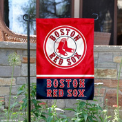 Boston Red Sox Double Sided Garden Flag