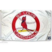 St. Louis Cardinals Vintage Flag and Banner