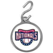 Hunter Washington Nationals Instant ID Tag for Pets