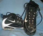 Nick Hundley Signed Auto'd Game Used Cleats LOA - PSA/DNA Certified - Autographed MLB Cleats
