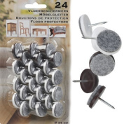 24 Felt Floor Protectors For Furniture by Panorama