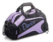 Girls Ladies Large Purple Dance Ballet Tap Kit Holdall Sports Bag KB73 Katz Dancewear