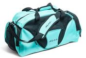 Girls Ladies Large Turquoise Dance Ballet Tap Kit Holdall Sports Bag KB74 Katz Dancewear