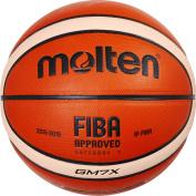 Molten BGM Basketball Sports FIBA Approved 12 Panel Indoor Match Training Ball