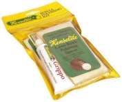 New Henselite Grippo Wax With Sleeve & Cloth Lawn Bowls Polishing Kit