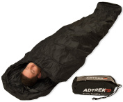Adtrek Camping/Fishing Waterproof Sleeping Bag Bivvy Bag Cover