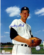 Mickey Lolich Signed - Autographed Detroit Tigers 8x10 Photo - 1968 World Series Champion and MVP