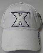 New Xavier Musketeers White Buckle Hat