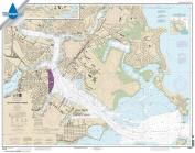 NOAA Chart 13272