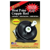 B & M FR2V West Point Crappie Reel