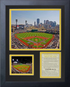 Legends Never Die Pittsburgh Pirates PNC Park Framed Photo Collage, 28cm by 36cm