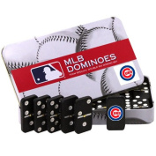 MLB Chicago Cubs Team Dominoes Set