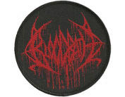 Bloodbath Logo Circular Patch